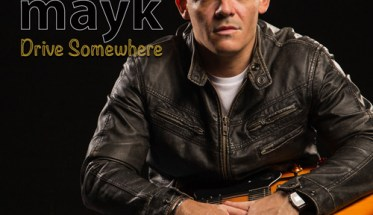Joemayk - Drive Somewhere - copertina disco
