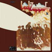 Led Zeppelin II - copertina disco