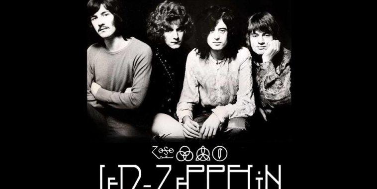 Led Zeppelin band