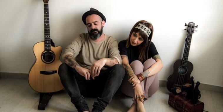 Cristian Soldi e Sara Bronzoni