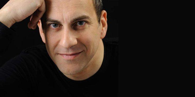 Paolo Molinari, cantautore - volto