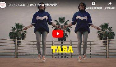 BANANA JOE - Tara - copertina video