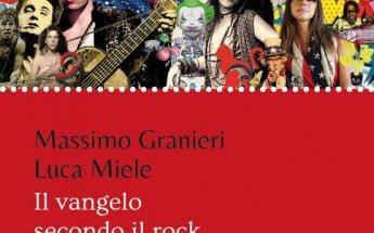 Il vangelo secondo il rock copertina libro