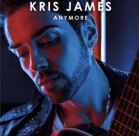 Kris James, la copertina del singolo ANYMORE