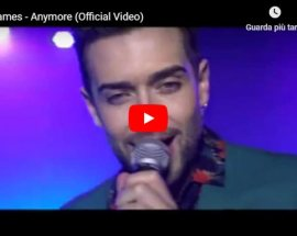 Kris James - Anymore - copertina Video
