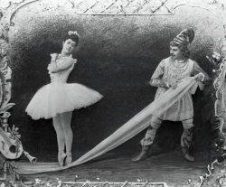 Lo Schiaccianoci il 18 dicembre 1892 San Pietroburgo