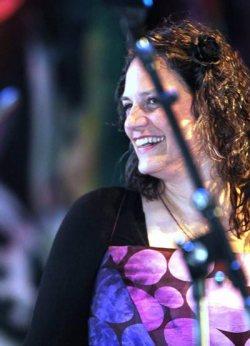 Rachele Consolini, cantante italiana cristiana