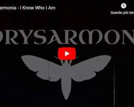 Chrysarmonia - I Know Who I Am - copertina Video