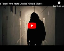 Daniele Parati, One More Chance - copertina Video