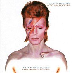 David Bowie Ziggy Stardust copertina
