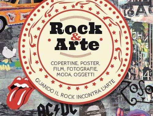 ROCK & ARTE - Libro