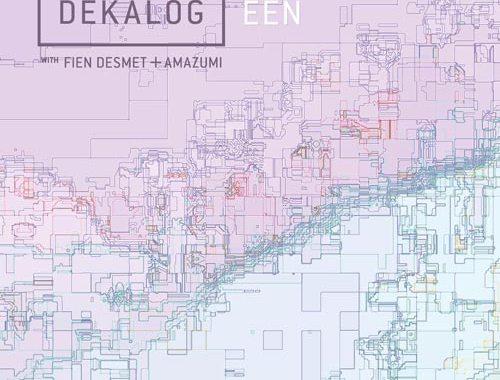 Dekalog - Een - copertina disco