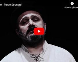 Andrea Andrillo - Forse Sognare - copertina Video
