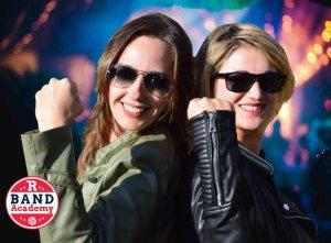 Diana e Lory di WeAre Rockers Academy