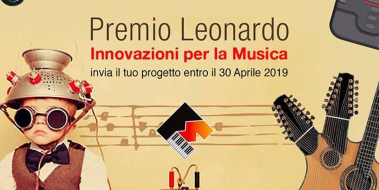 Premio Leonardo: Concorso delle Idee Innovative per la Musica