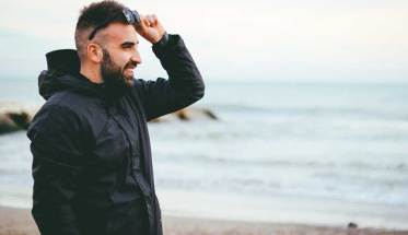 Gianluca Prati cantautore al mare