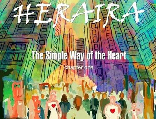 Heraira: The Simple Way of the Heart | copertina disco