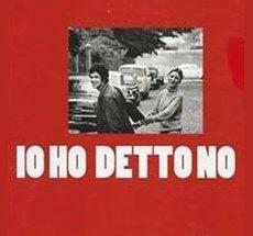Sara Borsarini, Io ho detto no - copertina libro