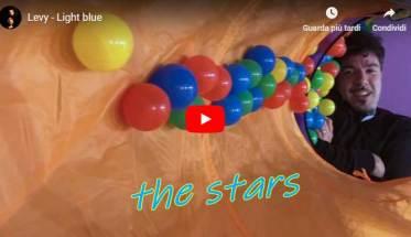 Levy: Light blue - copertina Video