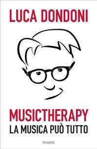 Musictherapy - La Musica può tutto copertina libro