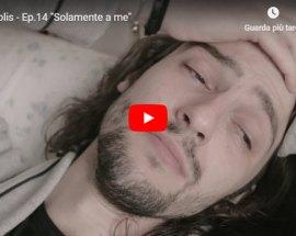 Piermatteo Carattoni nel videoclip