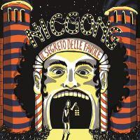 copertina del disco di Nic Gong dal titolo Il segreto delle favole