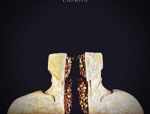 Satoshy & La Banda Balloon:copertina deol disco L'Ignoto