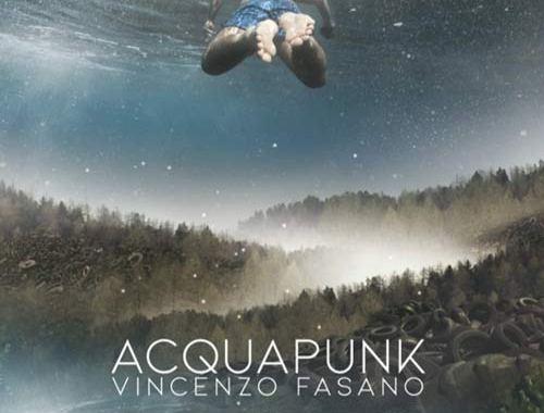 copertina del disco Acquapunk di Vincenzo Fasano: