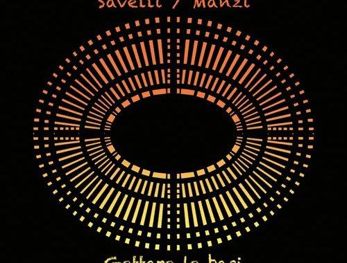 copertina del disco di Alex Savelli e Massimo Manzi: Gettare le basi