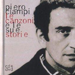 Piero Ciampi, copertina di Le canzoni e le sue storie