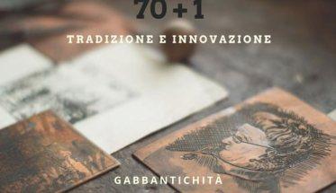 copertin del disco di Raffaello Basiglio 70+1: Tradizione e Innovazione