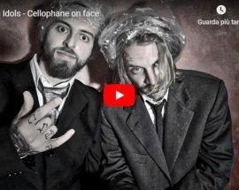 Copertina del video Cellophane on face dei Wrong Idols