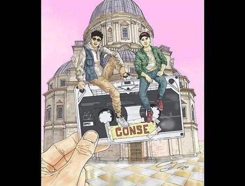 copertina dei Conse - Si farà giorno EP
