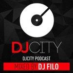 copertina del mixtape di DJ FILO: DJ CITY