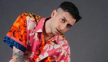 Il rapper Rokas