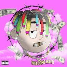 Copertina del disco di Elle Wave: Welcome Back EP