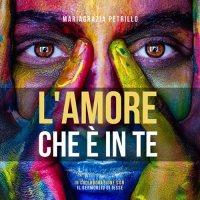 Copertina del disco di Mariagrazia Petrillo: L'Amore che è in te