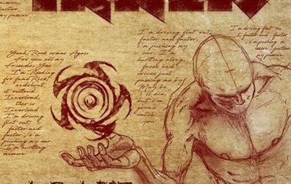 Copertina del disco degli Innerload: Again