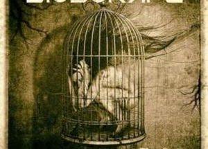 Copertina del disco dei Bioscrape: The Cage