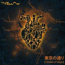 Copertina del disco dei The Yellow: Streets of Tokyo