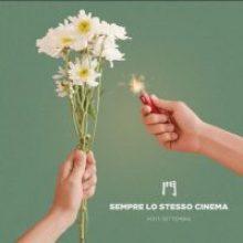 Copertina del disco dei Venti Settembre: Sempre lo stesso cinema EP