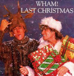 Copertina del vinile di Last Christmas