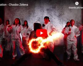 Copertina del video di Chasbo Zelena: Indignation