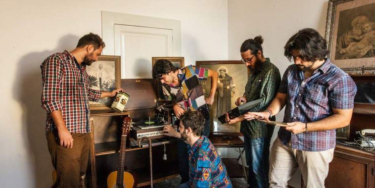 la band La Stanza della Nonna