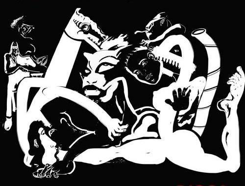 Copertina del disco dei Bisca: Stato di Grazia