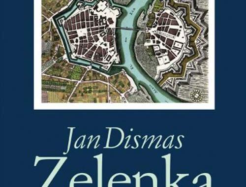 Copertina del libro Jan Dismas Zelenka