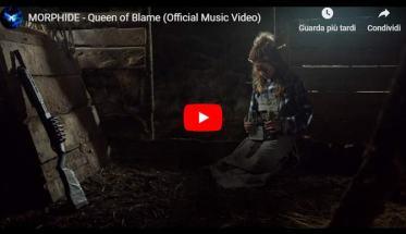 Copertina del video dei Morphide: Queen of Blame