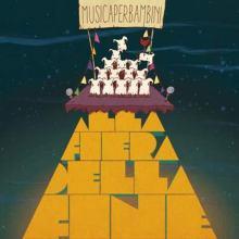 Copertina del disco dei Musica Per Bambini: Alla fiera della fine