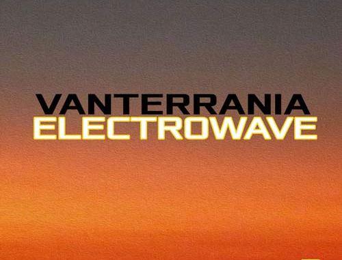Copertina del disco di Vanterrania: Electrowave