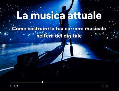 Copertina del libro di Massimo Bonelli: La Musica Attuale